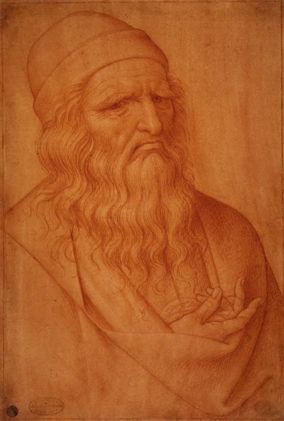 У Леонардо да Винчи обнаружили «симптом когтистой руки»