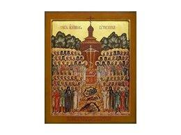 Икона Собора Бутовских новомучеников
