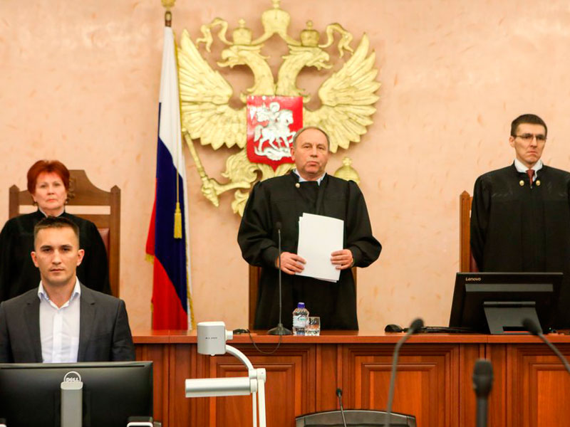 Новый кодекс, старые суды