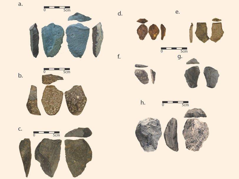 Каменные орудия возрастом 2,6 миллиона лет откопали в Эфиопии
