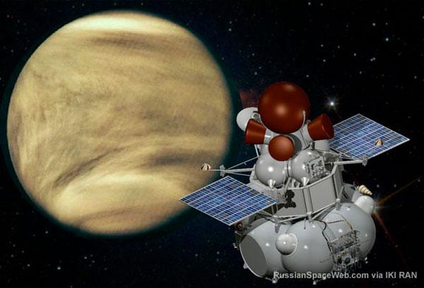Кто полетит на Венеру
