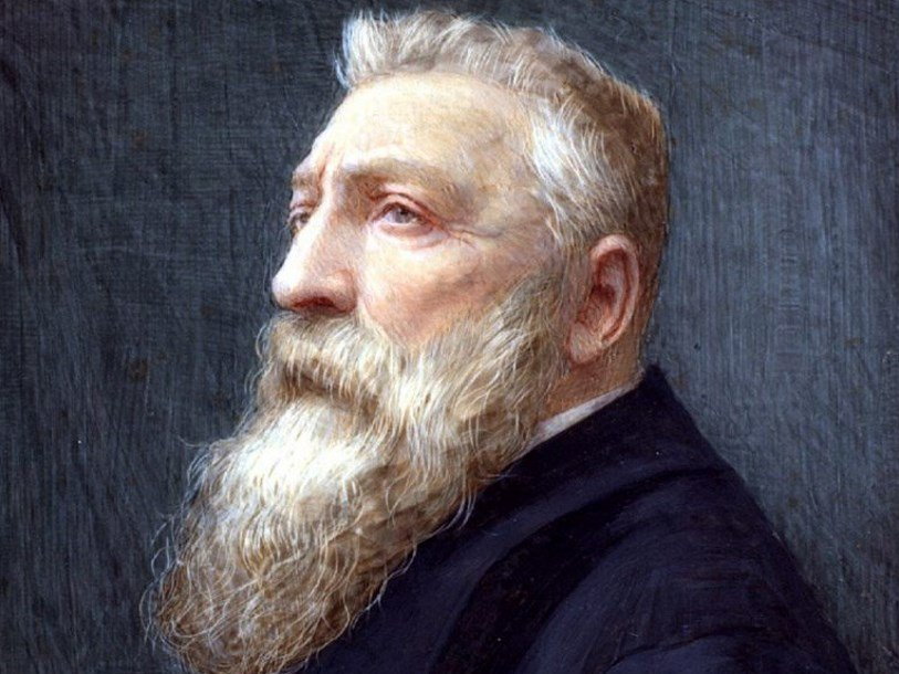 Вместо короля Бельгии на портрете в мадридском музее оказался Огюст Роден