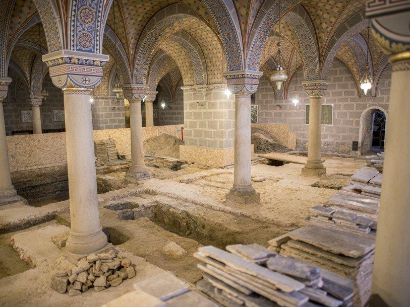 Найдена могила второго короля Венгрии