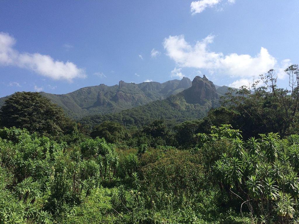 Во время последнего ледникового периода в Эфиопии люди предпочли высокогорье долинам