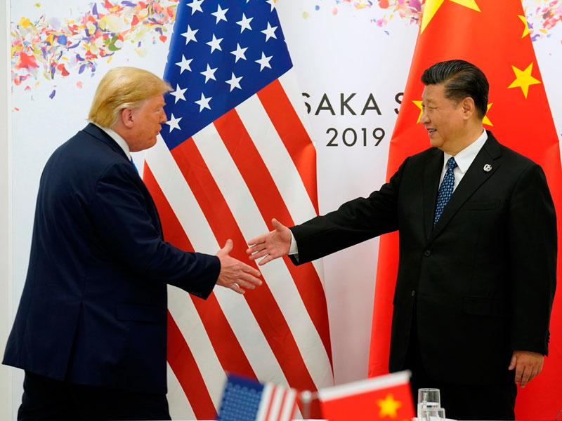 Новый аргумент в торговых спорах