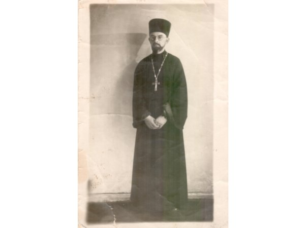 Расстрелянный священник Измаил Кудрявцев– сын крестьянина из села Садуново Кимрского уезда